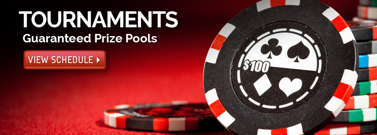 Tournaments at PalaPoker.com