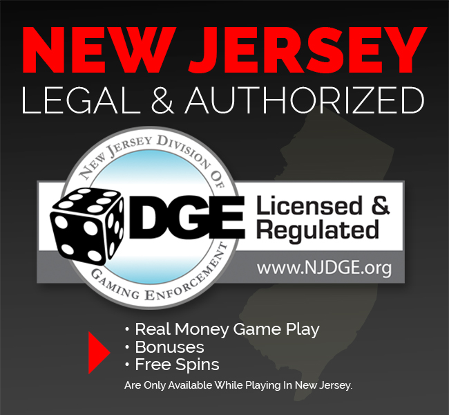 New Jersey Legal and Authorized